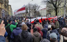 В Беларуси прошел День Свободы: появились фото и видео