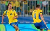Украина - Иран - 2-1: видео финального матча футбольного турнира на Паралимпиаде