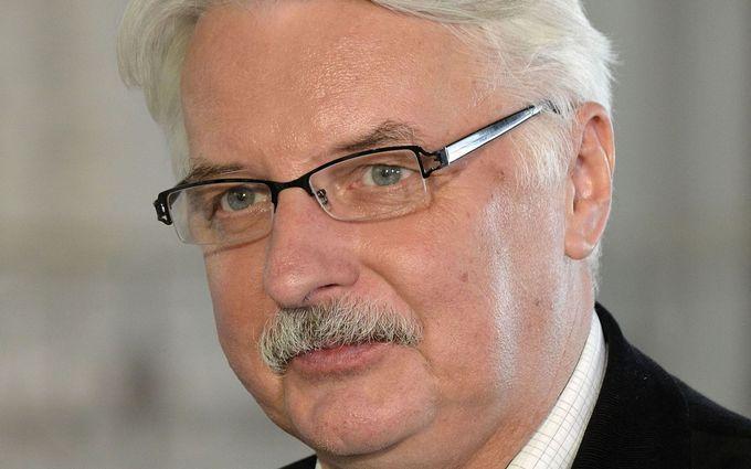 Унас вотношении государства Украины «ангельское терпение»— руководитель МИД Польши