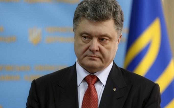 Порошенко розповів, де у Путіна готують терористів для відправки в Україну