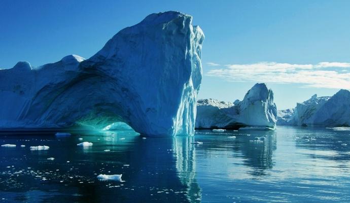 Ученые: лёд защищает атмосферу от углекислого газа