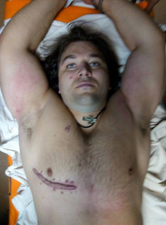 Вбивство поліцейських в Дніпрі: фото, відео і головні подробиці злочину (4)