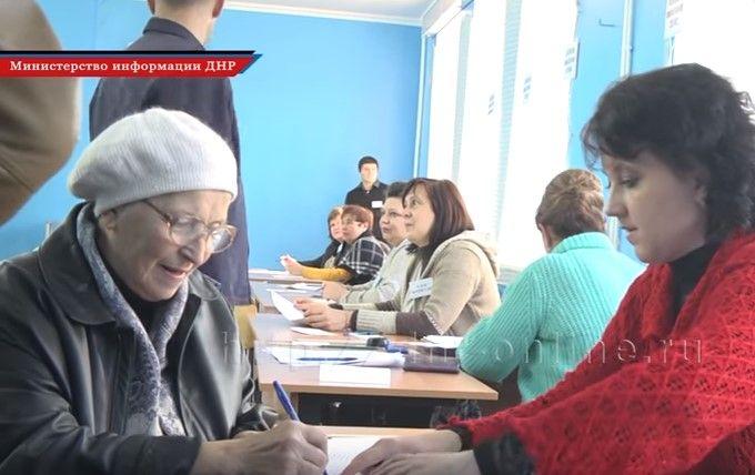 """""""Праймеріз"""" бойовиків ДНР: з'явилися перші відео"""