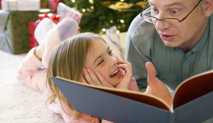 Читання допомагає дітям швидше розвиватися