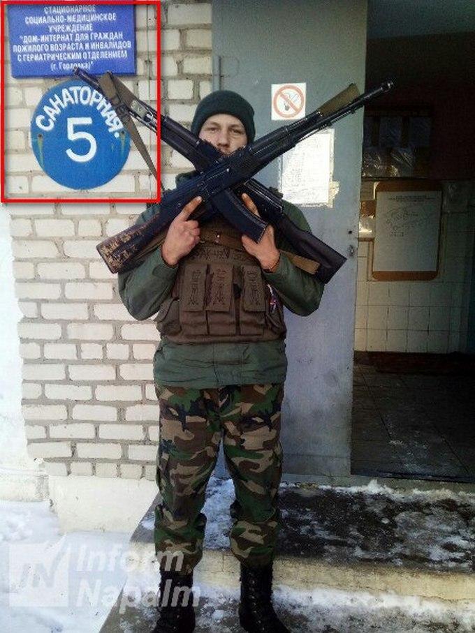 Боевики ДНР плюют на нормы права и морали: появились фото с доказательствами (4)