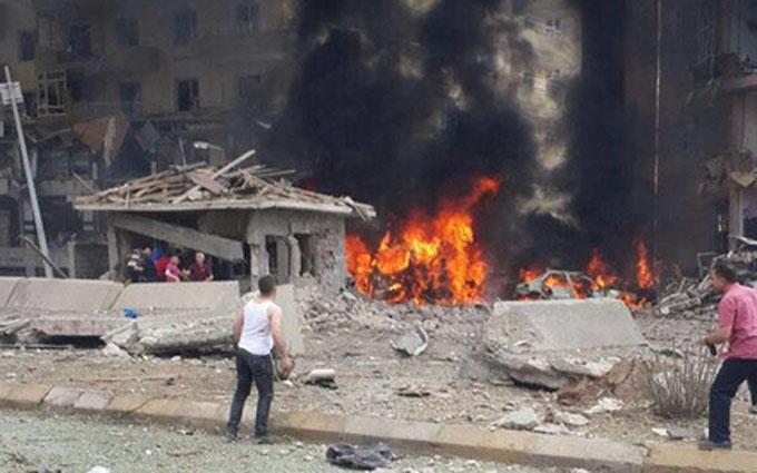 У Туреччині стався новий масштабний теракт: з'явилися фото і відео (1)