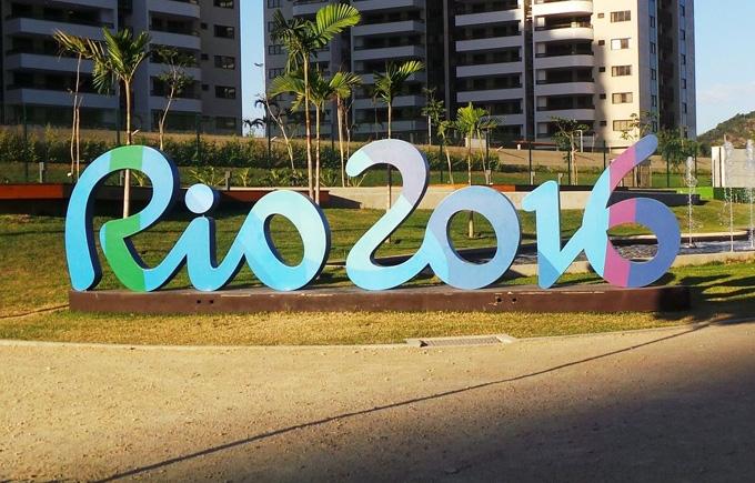 Олімпіада-2016: третій український десант висадився в Ріо - опубліковані фото