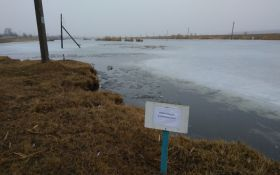 В Одесской области рыбалка закончилась гибелью пяти человек: фото с места трагедии