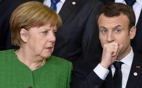 """Меркель та Макрон виступили з важливою заявою щодо """"виборів"""" в ОРДЛО"""
