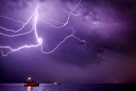 Гром и молнии: фотографии бури от Джейсона Уэйнгарта (15 фото) (9)