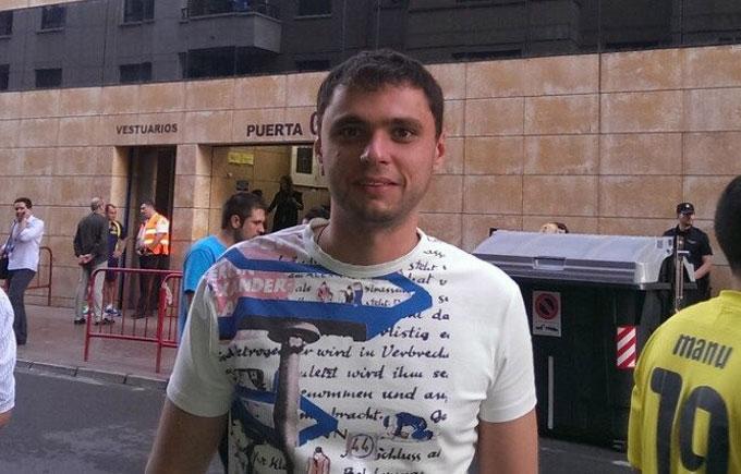 Син Маркевича очолив іспанський клуб