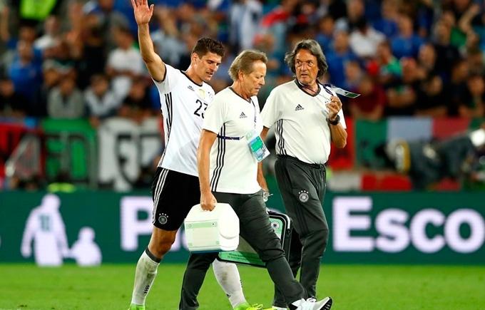 Німеччина відчуває серйозні проблеми перед битвою з Францією в півфіналі Євро-2016