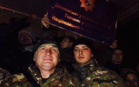 Стычки в центре Киева: полиция освободила всех задержанных