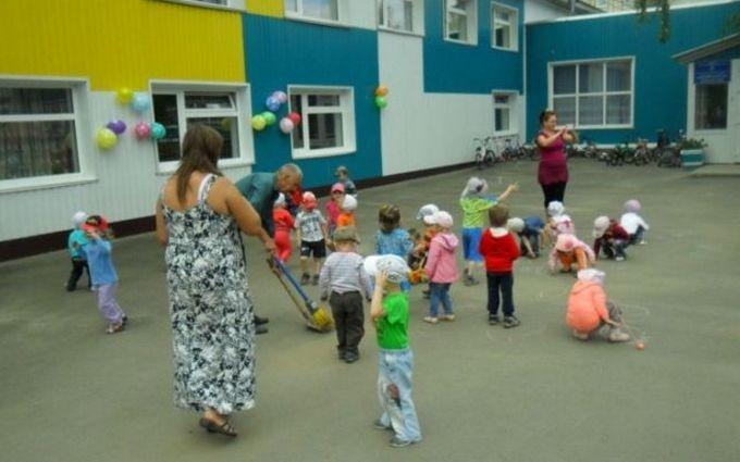В российском детском саду выдали грамоты с гербом Украины: опубликовано фото