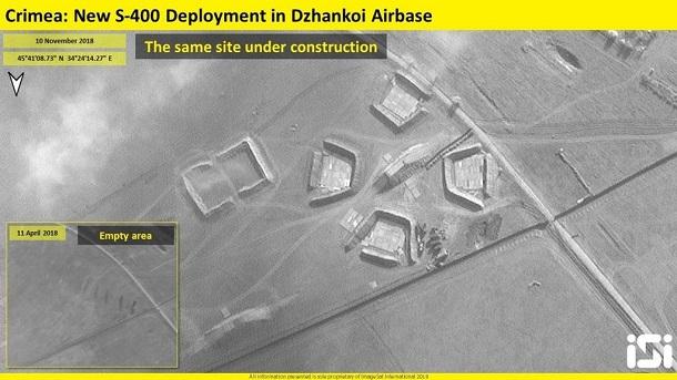Как Путин готовился к нападению на Украину в Азовском море: появились фото со спутника (2)