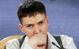 В СБУ и Раде хотят разобраться с Савченко из-за слов о Крыме