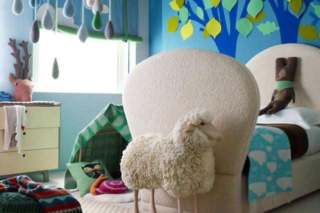 Як прикрасити стіни дитячої кімнати, щоб дитині було затишно: надихаючі фото (1)