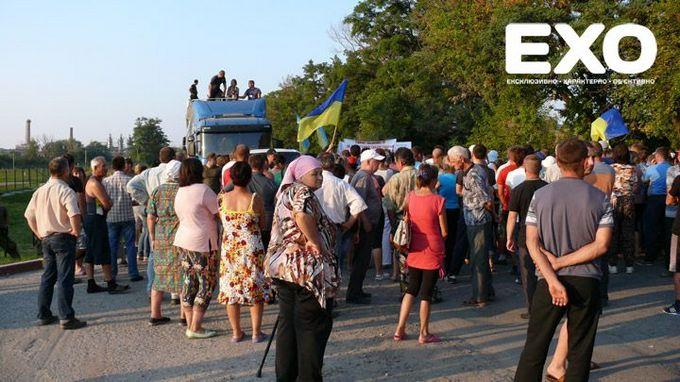 У Полтавській області влаштували масштабну бійку через свиней: з'явилися фото і відео (1)