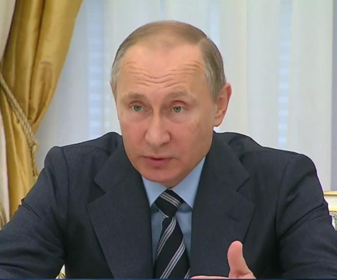 Путін розсмішив соцмережі заявою про порушення на виборах (1)