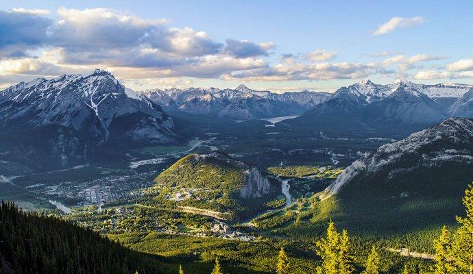 Все парки Канады станут бесплатными