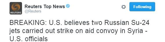 Атака на гуманітарний конвой в Сирії: з'явилися фото з доказами проти Росії (3)