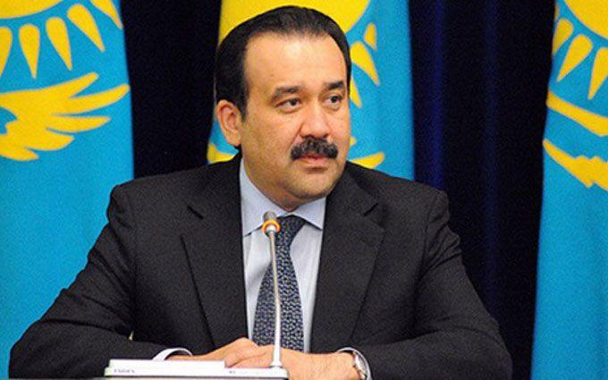 Услід за Вірменією втратив прем'єра Казахстан: з'явилися подробиці