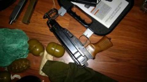 На Київщині СБУ викрила канал поставок зброї та боєприпасів із зони АТО (4 фото) (2)