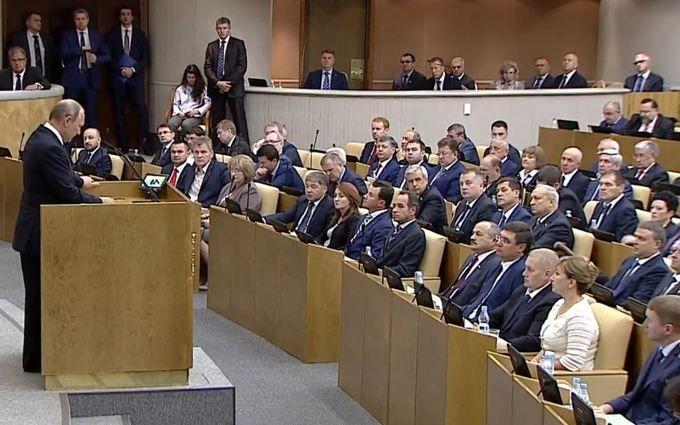 Шизофренія же ж: соцмережі висміяли гучні заяви Путіна про Росію