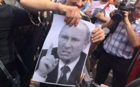 Отставка правительства и Путина: в России проходят масштабные митинги против пенсионной реформы