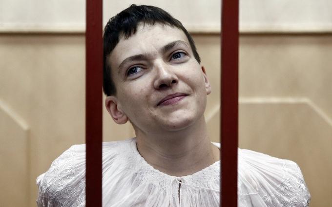 Савченко заявила, что не бросит голодовку