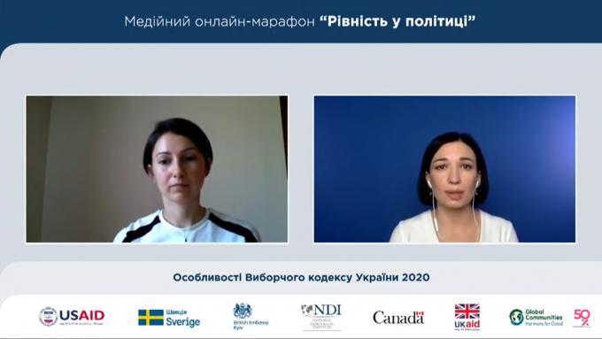 Участь жінок у виборах: чи рівні правила гри (1)