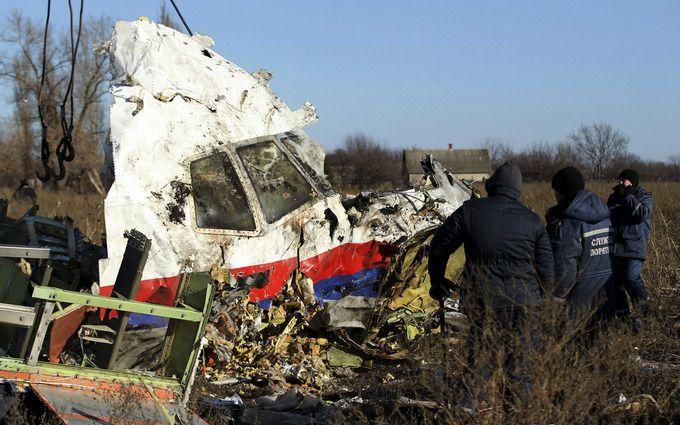 РосЗМІ спіймали на новій брехні у справі про падіння Boeing MH17
