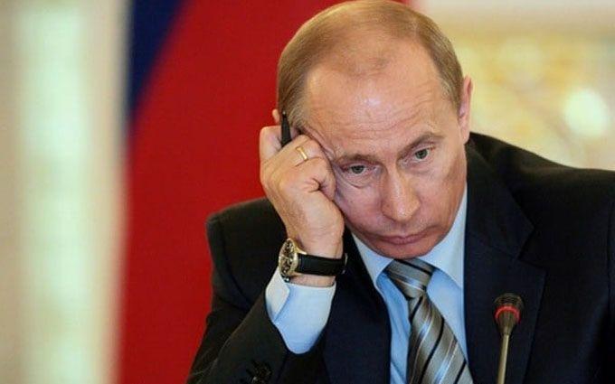 Соратники Путіна приготували йому зловісний подарунок