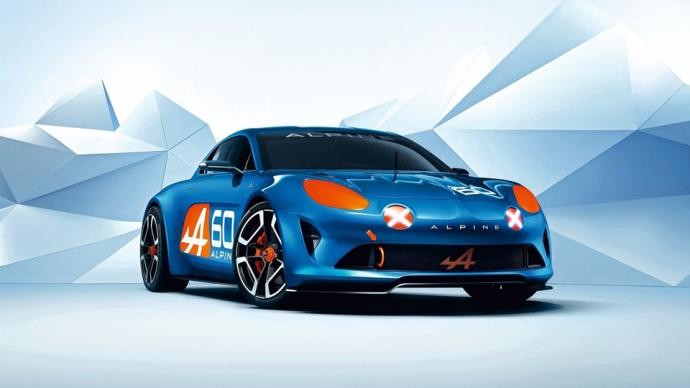 Названа дата дебюта нового спорткара Alpine