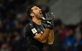 Закінчення кар'єри: Буффон попрощався зі збірною Італії зі сльозами на очах