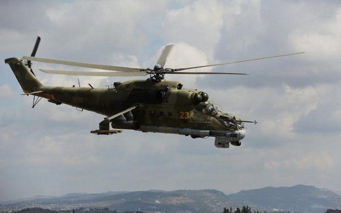 У мережі обговорюють новий ролик зі збитим в Сирії російським гвинтокрилом: з'явилося відео