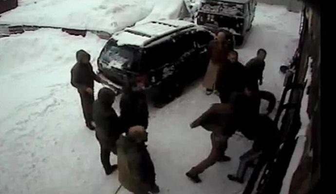 Нацполіція оприлюднила відео конфлікту на Драгобраті