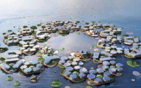 Просто фантастика: ООН презентувала вражаючий проект міста на воді