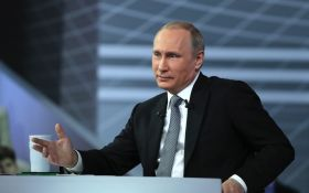 Путину понравилось, как ему льстят: сеть разгневало видео