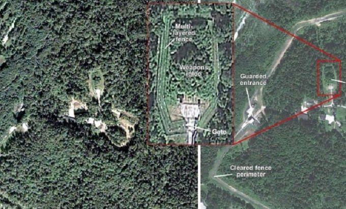 РФ оновлює сховище ядерної зброї: американські вчені опублікували шокуючі фотодокази