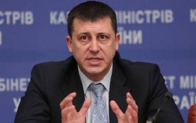 На хабарі спіймано одного з головних медичних чиновників України