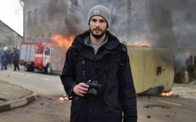 Поранення британського журналіста на Донбасі: з'явилися важливі подробиці
