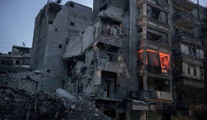 Международная коалиция договорилась уничтожить некоторые позиции ИГИЛ