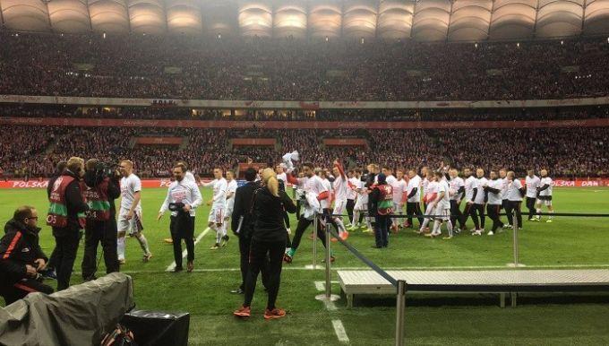 Поляки победили черногорцев ивышли в заключительный турнирЧМ
