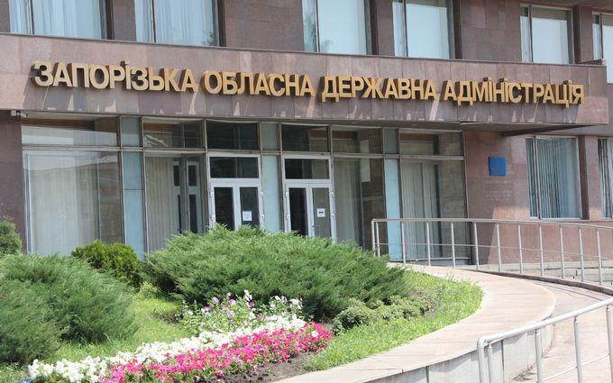 В Запорожской области готовится переворот - губернатор