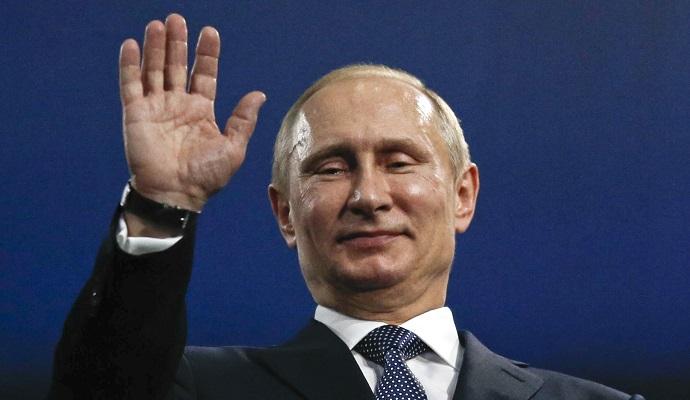 """Путин пригласил """"бегущих"""" из Европы евреев в РФ"""