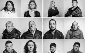 Украинцы на грани выживания: пронзительная фотосессия украинского фотографа покорила мир
