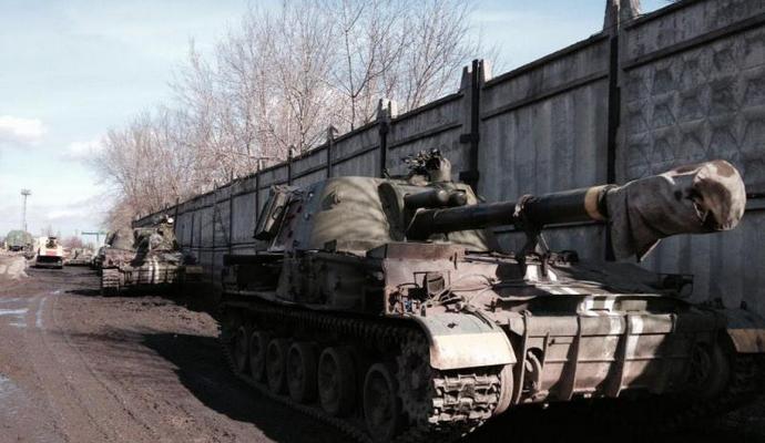 Миссии ОБСЕ сообщили о запрещенном оружии боевиков - разведка