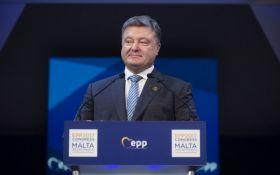 Порошенко предостерег Европу от серьезной угрозы со стороны Кремля