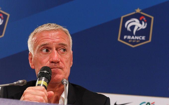 Тренер збірної Франції вперше прокоментував перемогу на ЧС-2018